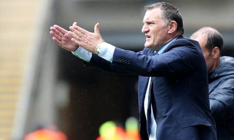 Blackburn Rovers appoint Tony Mowbray as new head coach
