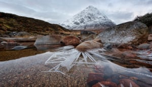 Ice Spikes, Glencoe