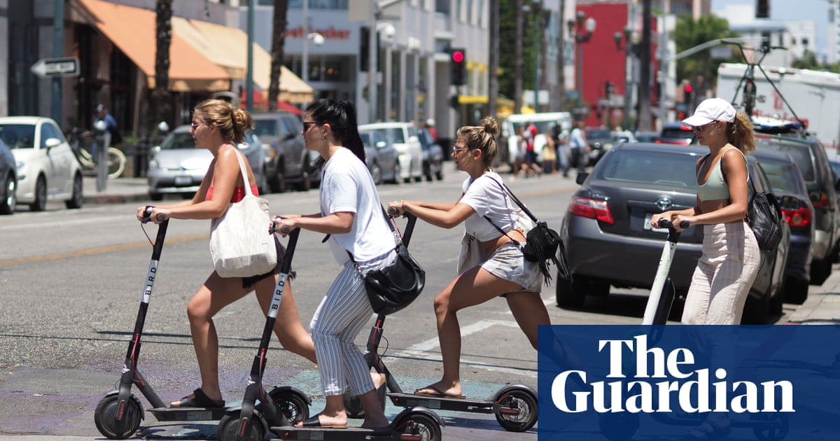 Welcome, watch or ban: how should cities deal with electric scooters