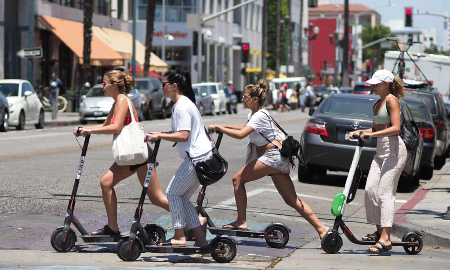 Welcome, watch or ban: how should cities deal with electric scooters?