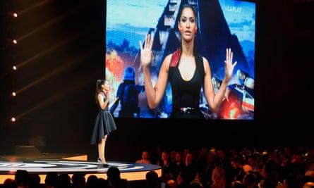 Janina Gavankar introduces Battlefront II