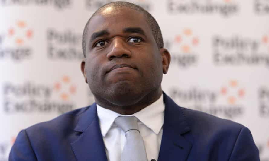 David Lammy said the Home Office should 'come clean' about the operation of the scheme.