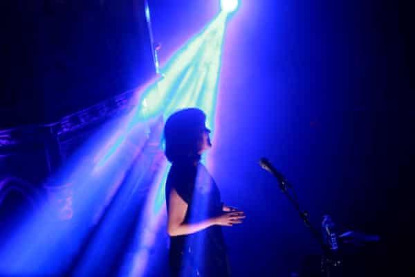 Youn Sun Nah at Union Chapel on 20 September.