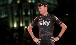 Chris Froome's adverse analytical finding for the asthma drug salbutamol at the 2017 Vuelta a España is 'being debated in the court of public opinion', said Julie Harrington.