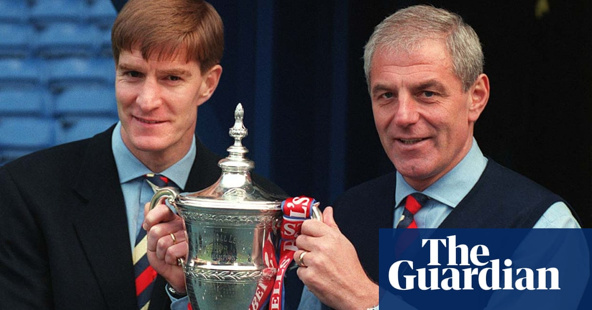 With Walter Smith at Rangers I had the best years of my life