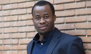 Chigozie Obioma: his 'figurative language is rich and vivid'