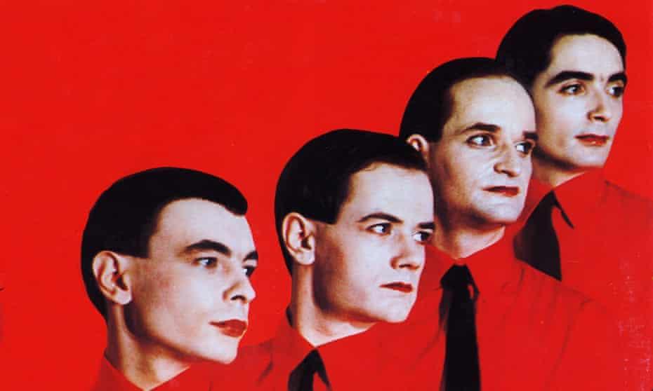 Kraftwerk in 1978