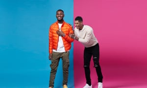 Dave Meets Marcus Rashford I Rate You So Highly Because You Take Football Seriously Life And Style The Guardian