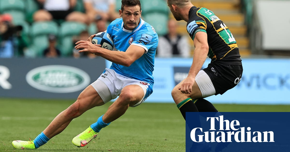 Jonny May: 'I've got a finish line in sight – probably the World Cup'