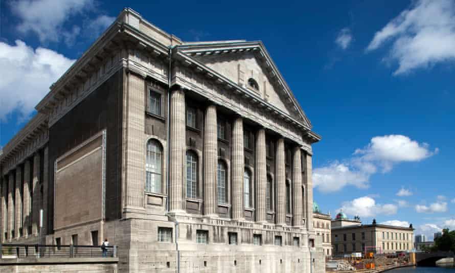 Pergamon Museum on Berlin's Museum Island