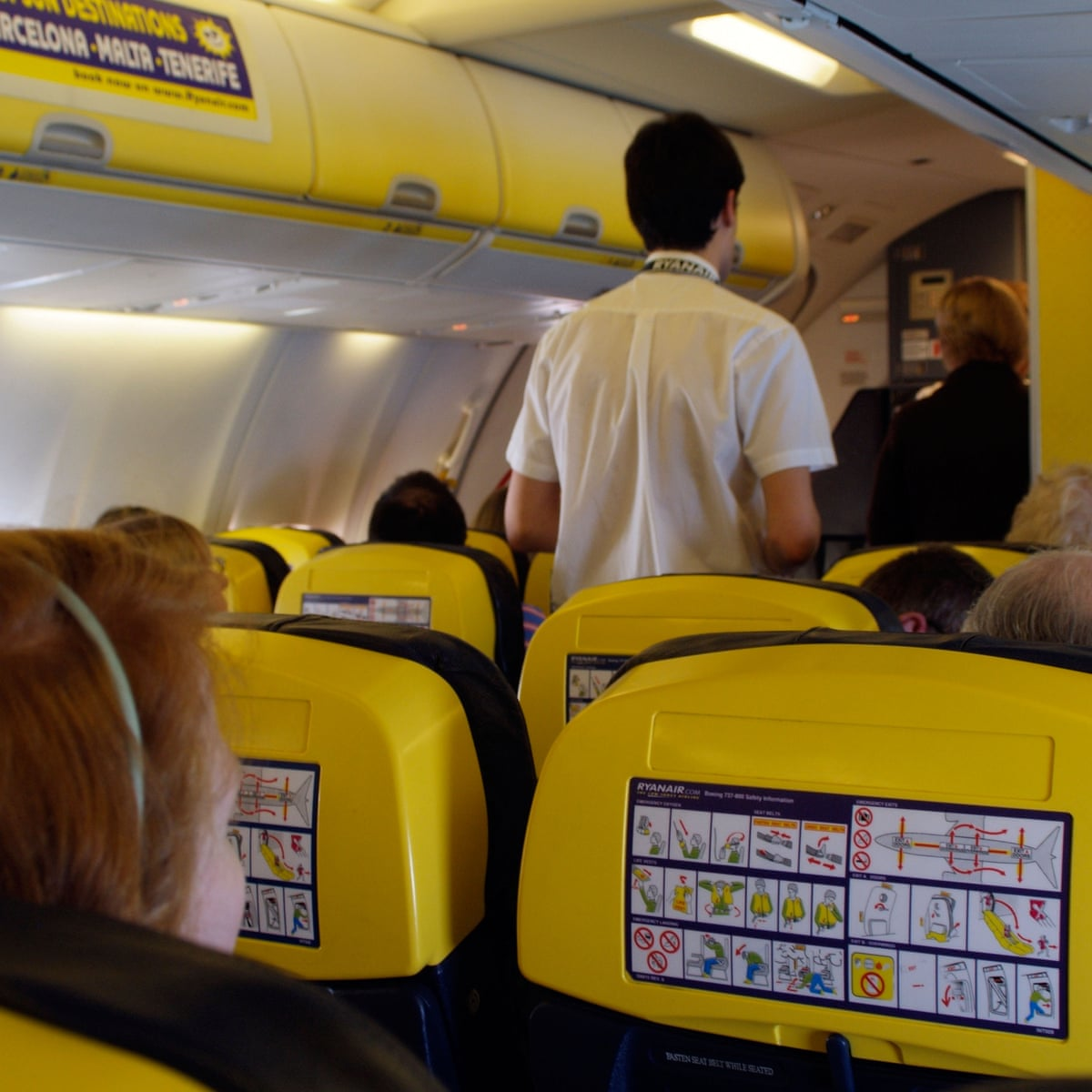 Pay Up Or Ryanair Will Split You Up Ryanair The Guardian