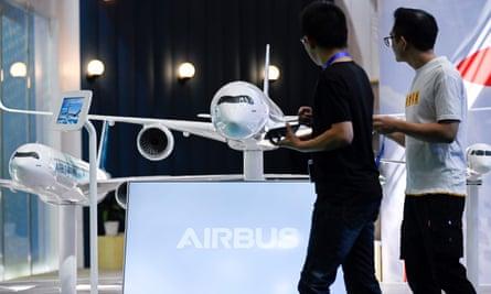 Airbus model