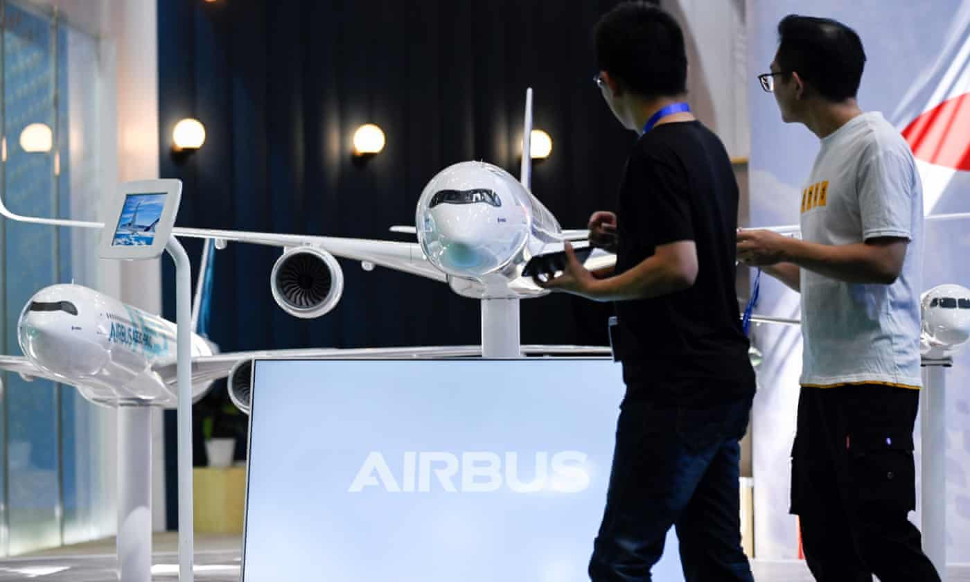 Airbus forecasts 48,000 aircraft to be in operation by 2038