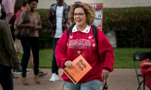 Melissa McCarthy in Life of the Party.