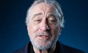 'Trump's a con artist and what bothers me is that people don't see that' … De Niro.