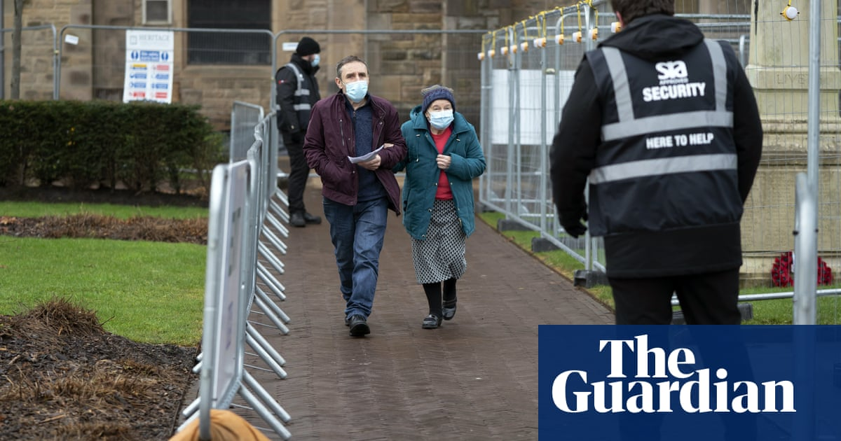 UK to allow 'surge vaccination' in Covid hotspots hit by Indian variant