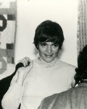 MJ Long in 1978. She began her design for the British Library while her newborn daughter slept; her children had left home by the time the building was complete.