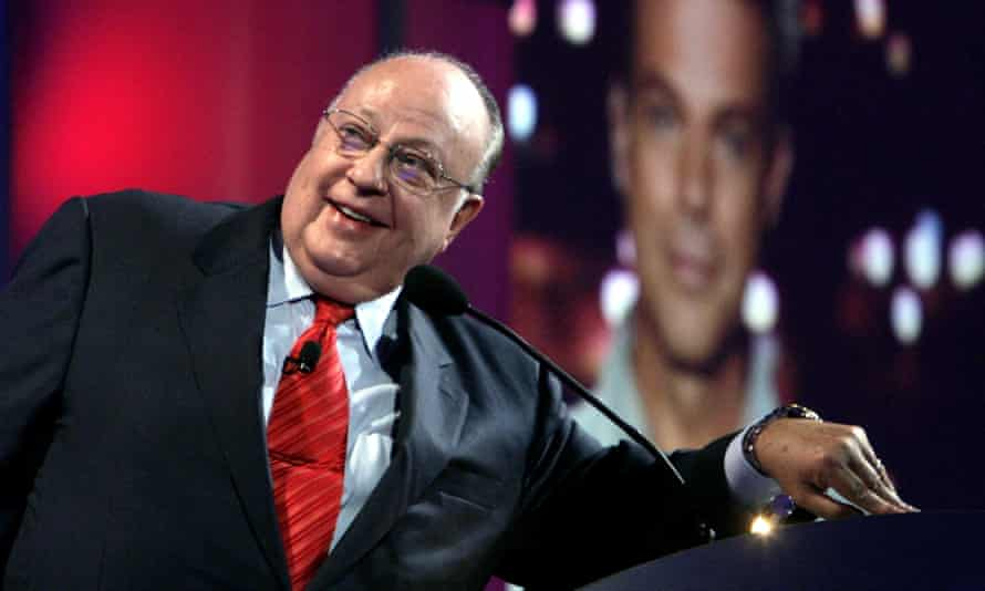 Fox News is mourning its founder, Roger Ailes.