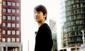 Insightful … Seong-Jin Cho