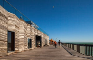 dRMM's Hastings pier