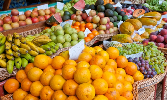 Surinam cherries and garlic limpets: a local's guide to food in Madeira