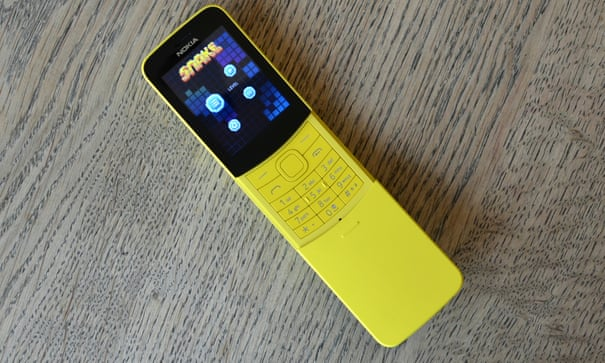 Nokia 8110 4G review: a nostalgia trip too far | Technology