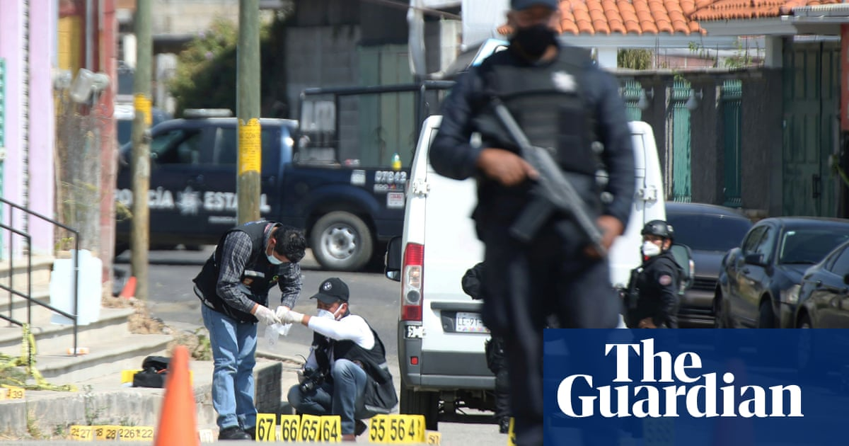Violence erupts as Mexico's deadly gangs aim to cement power in largest ever elections