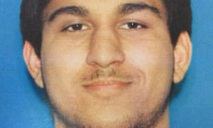 Washington mall shooting suspect Arcan Cetin