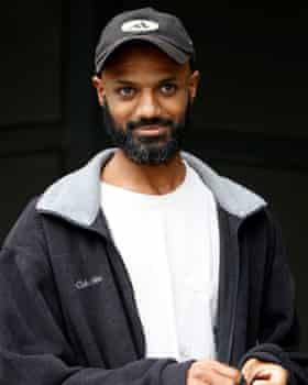 Former Guantanamo Bay detainee Binyam Mohamed.