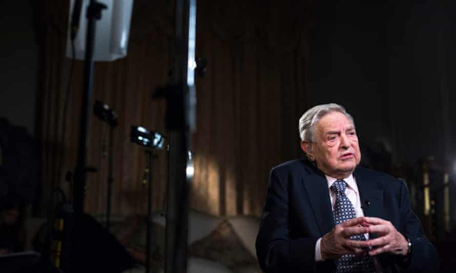 George Soros has been the frequent target of antisemitic conspiracy theories.