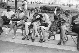 Garry Winogrand<br> World's Fair, New York City, New York, 1964
