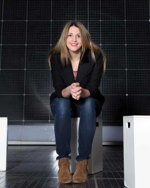 'I cried at the Curious Incident rehearsals' … Katy Rudd.