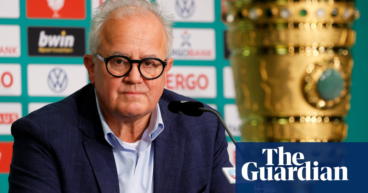'A grave mistake': German FA president apologises for using Nazi reference