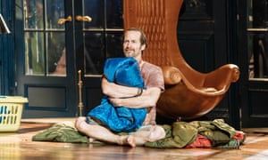 'Comic and dangerous': Denis O'Hare in Tartuffe at the Lyttelton.