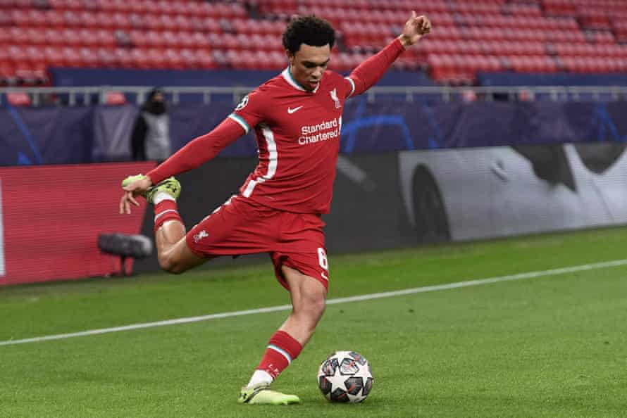 Trent Alexander-Arnold has been challenged by Gareth Southgate to force his way back into the England squad.