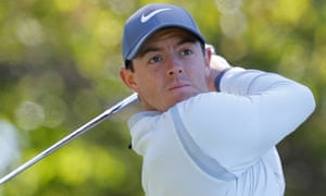 """McIlroy said: """"I'm looking forward to playing my first British Masters for  a while. I kind of had it in the back of my mind that if I didn't make the  Tour ..."""