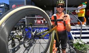 Greg Van Avermaet at the Tour of Switzerland