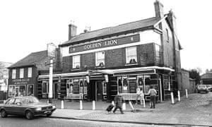 The Golden Lion, Sydenham.