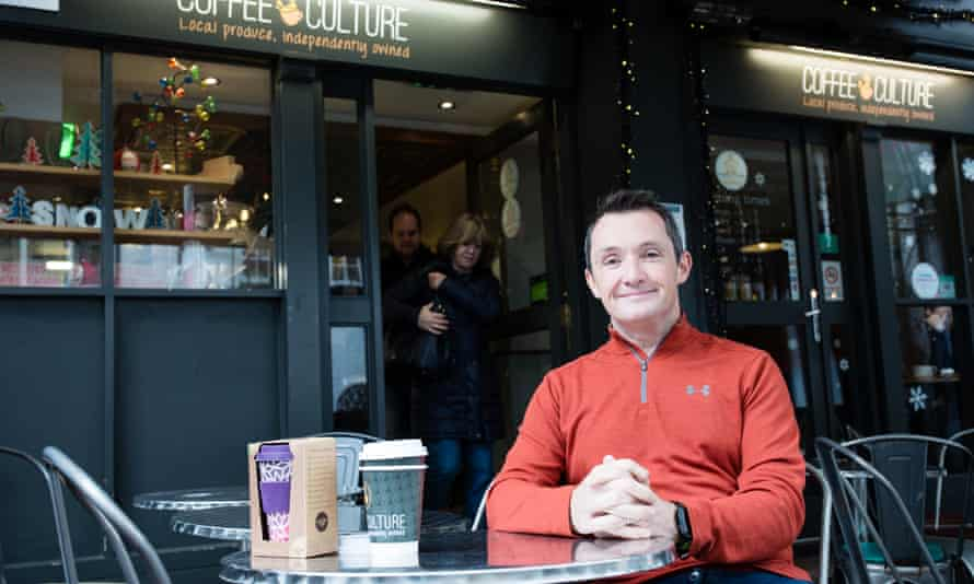 Independent retailer Will Gill