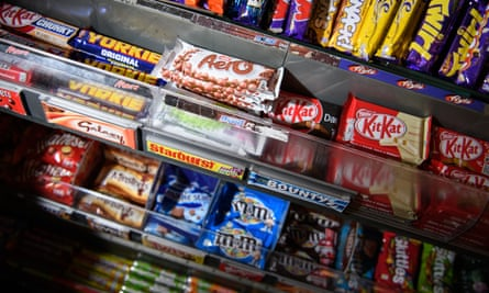 Candy makers are using bitter blockers as part of a broader effort to reduce sugar in their products as public scrutiny over the role sugar plays in growing health problems intensifies.