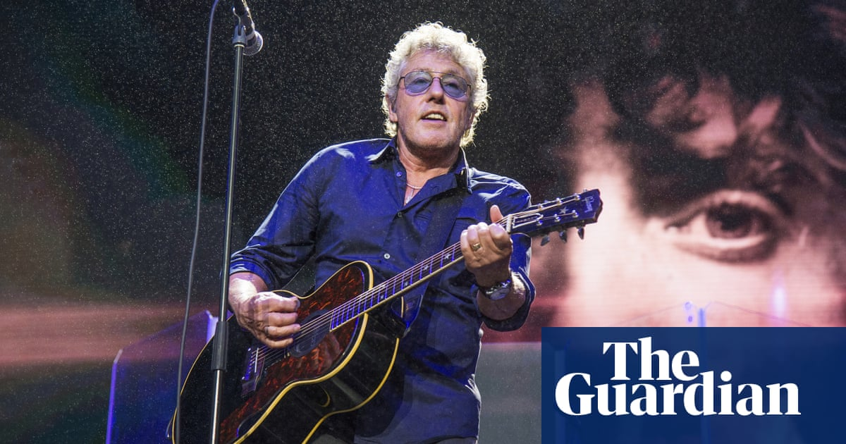 Brexiter Roger Daltrey criticises restrictions for musicians touring Europe