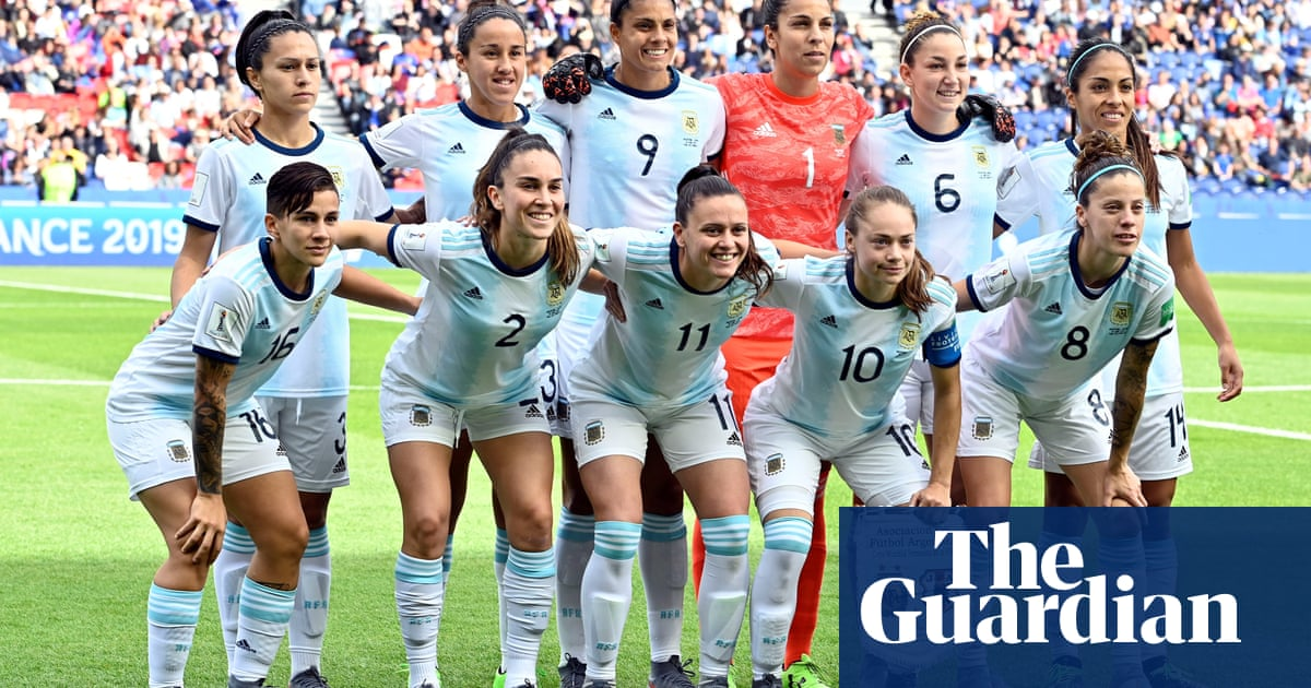 420d1d1f2 How Argentina's women took on blatant sexism to reach the World Cup ...
