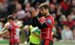 Danny Cipriani signed a new contract with Gloucester in April
