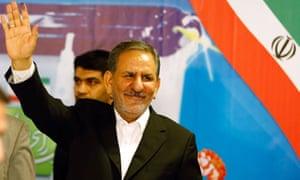 Eshaq Jahangiri