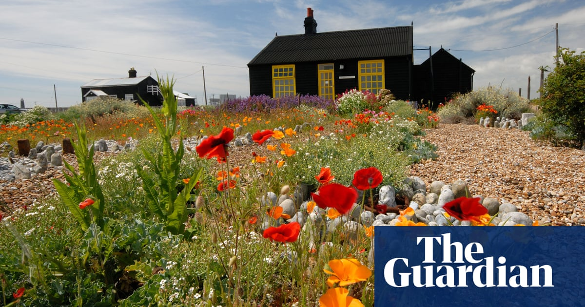 A toolbox for his work: fundraiser launched to save Derek Jarmans home