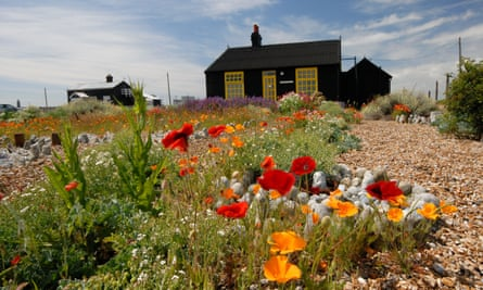 Come into the garden … Derek Jarman's home at Dungeness