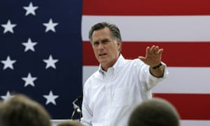 Mitt Romney, the former Republican presidential nominee, addresses a crowd of supporter. He is expected to announce his candidacy for US Senate from Utah to the likely displeasure of President Trump.