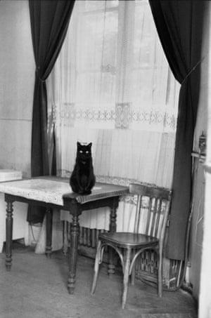 Henri Cartier-Bresson Paris (Cat), 1953