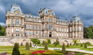 Bowes Museum in Barnard Castle, County Durham.