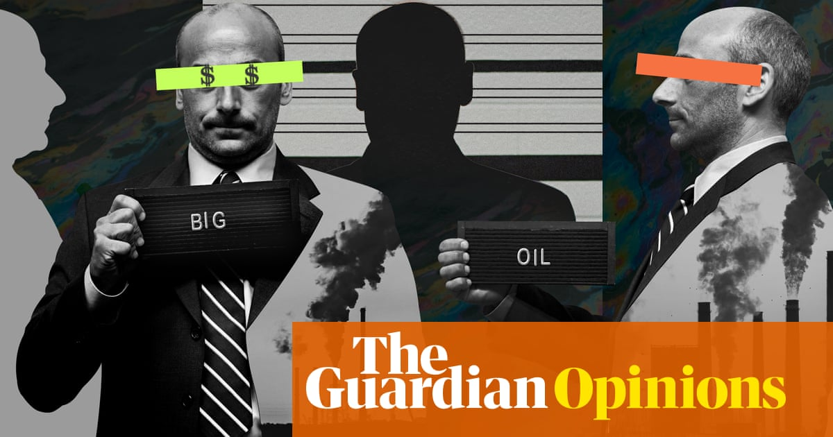 The climate crisis is a crime that should be prosecuted